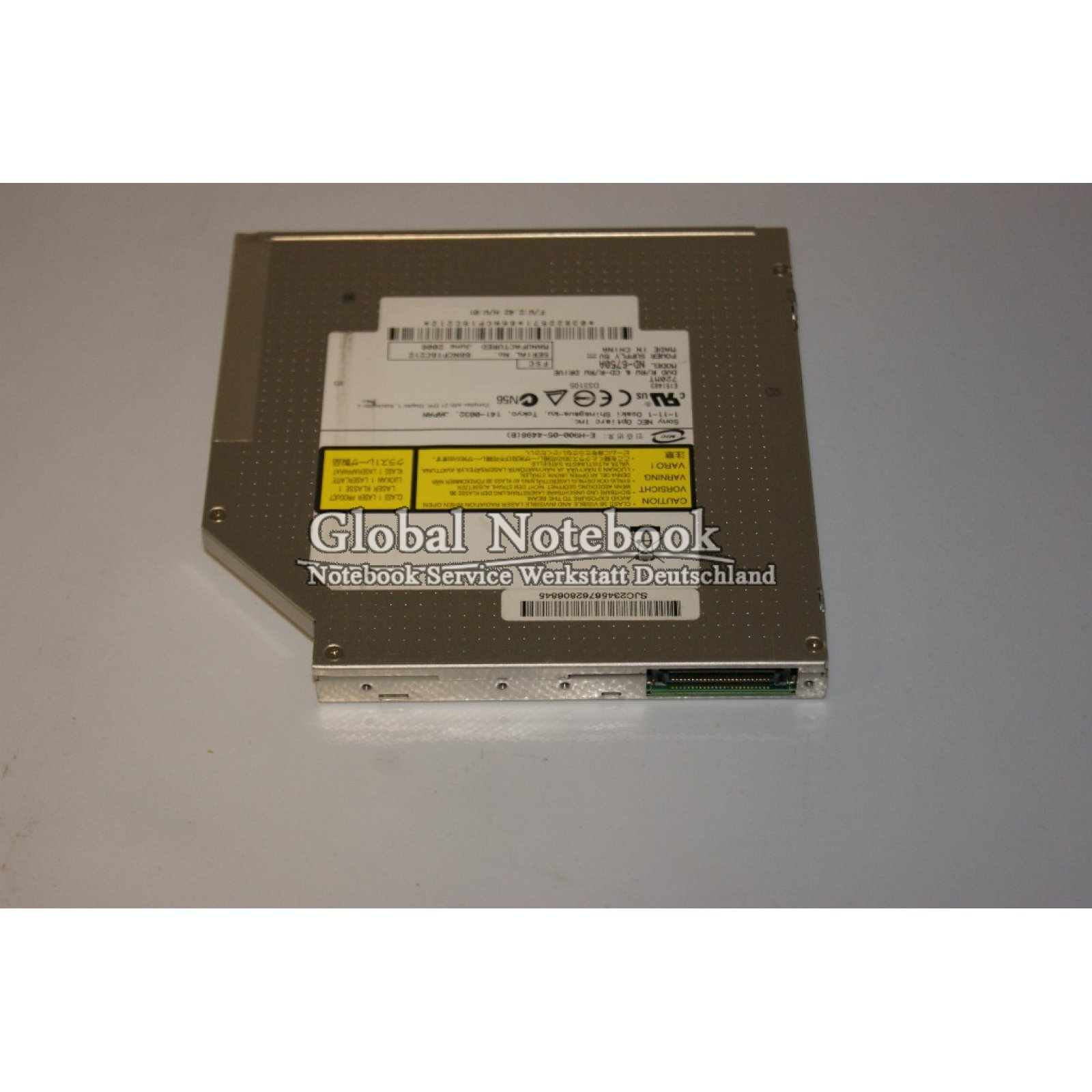 NEW DRIVERS: NEC DVD RW ND 6750A