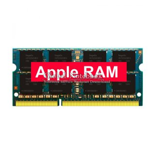 4GB RAM Apple Macbook Pro A1278 Serie Speicher 1 x 4GB  #3001_04