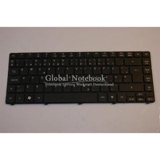 Acer Aspire 3750 Tastatur Keyboard Nordic Layout V104662AK3 #3275