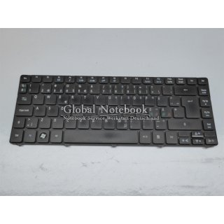 Acer Aspire 4820T series Org Tastatur Keyboard nord Layout KB.I140A.218 #3284