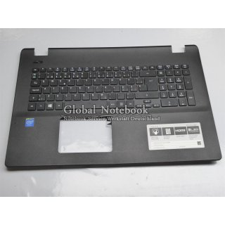 Acer Aspire ES1-711 Series Keyboard nordic Layout + Gehäuse EAZYL001010-1 #3781