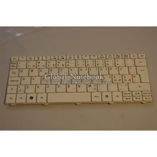 Acer Aspire One NAV50 Tastatur Keyboard englisch NSK-AS21N #2296